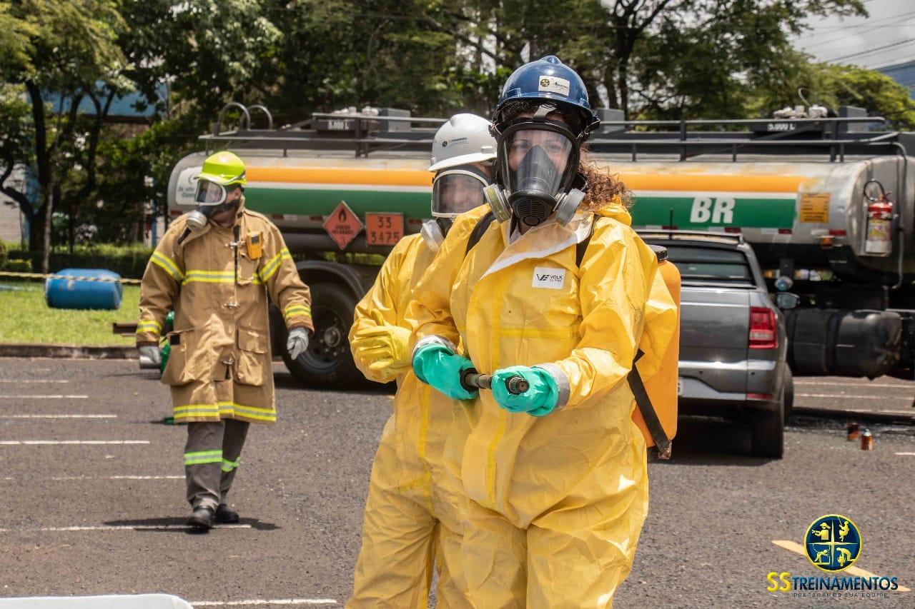 Aconteceu na UNEDI – Curso NFPA 472–Competência de Respondentes a Incidentes de Materiais Perigoso