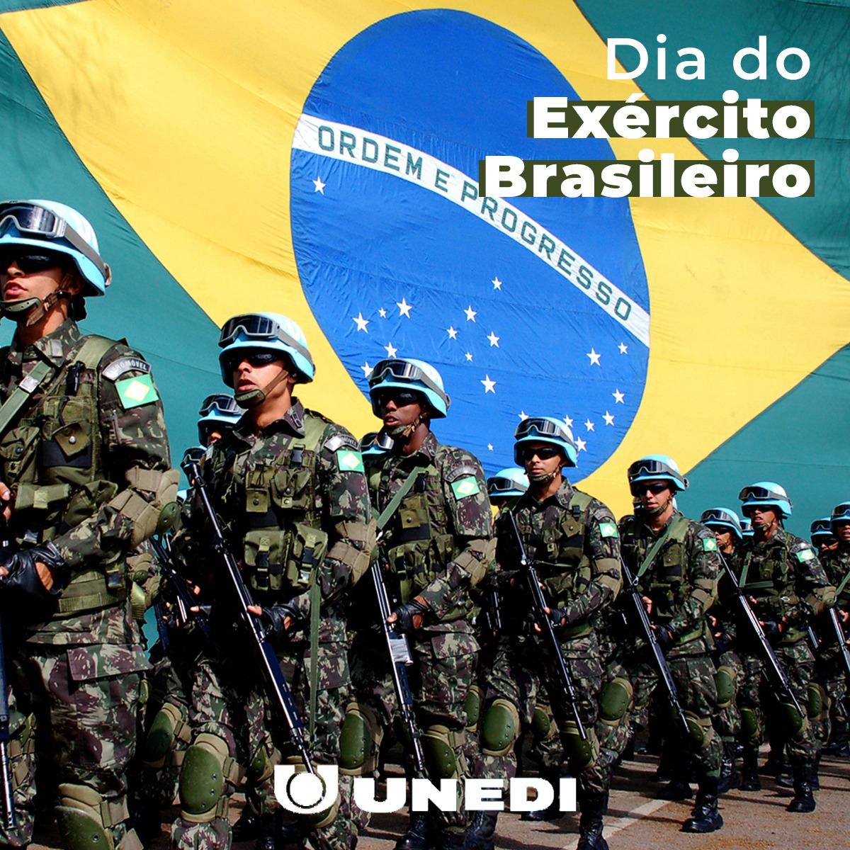 O dia do Exército Brasileiro