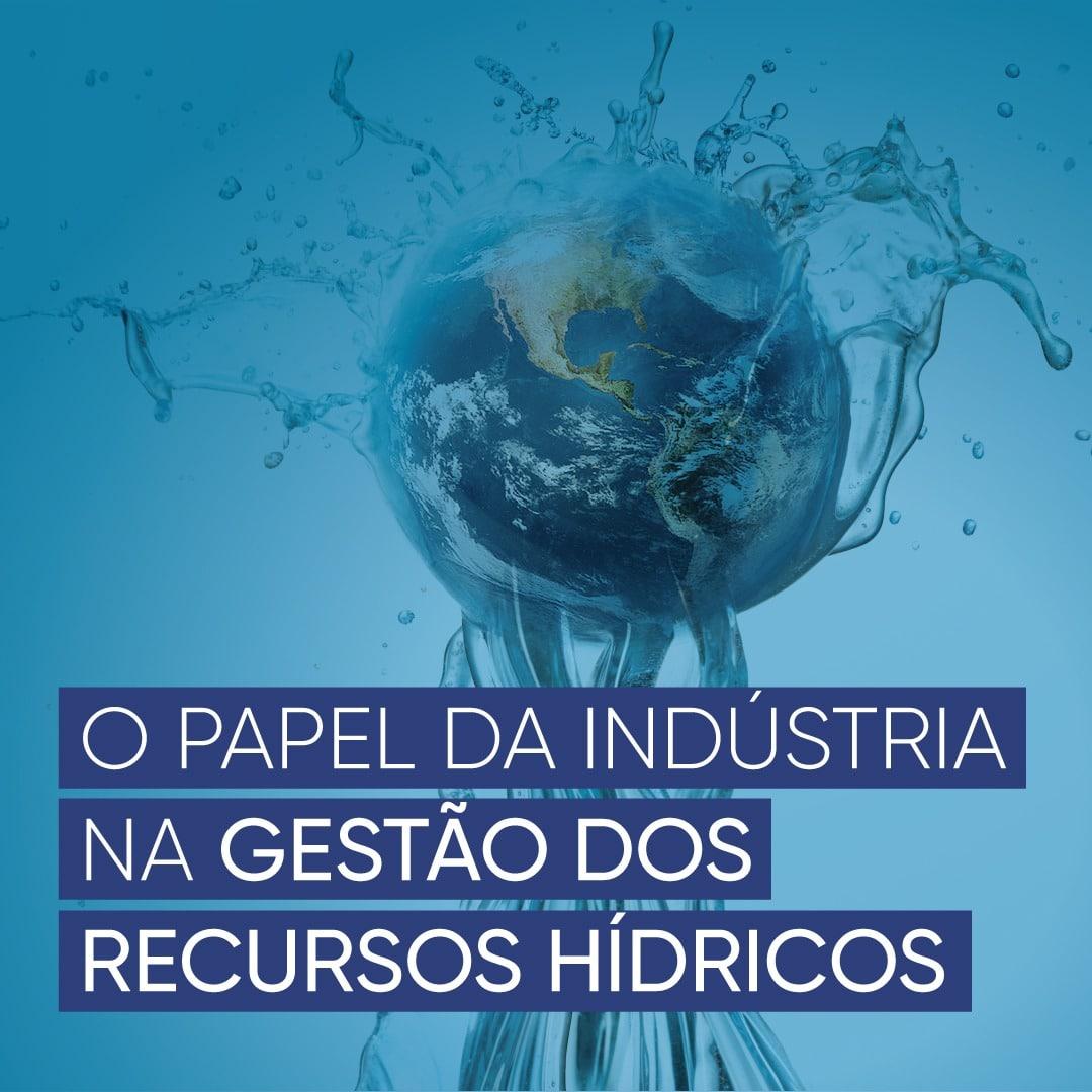 Read more about the article FIEMG Realiza Evento Gratuito Sobre o Papel da Indústria na Gestão dos Recursos Hídricos